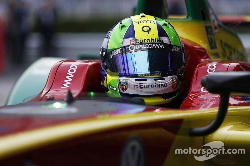 Ди Грасси выиграл напряженную гонку в Малайзии