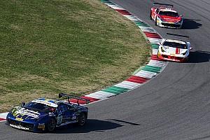 Ferrari Reporte de la carrera Santoponte logra el doblete en la segunda carrera