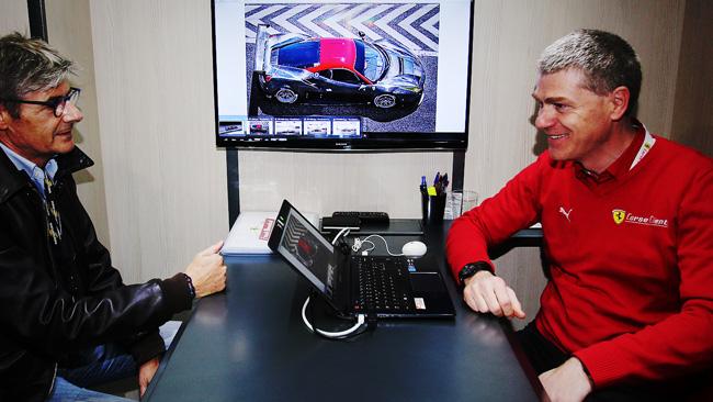 """Coletta: """"La 488 GTE esprime il meglio della Ferrari"""""""