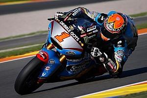 Moto2 Relato de classificação Rabat retorna em grande estilo e conquista pole em Valência