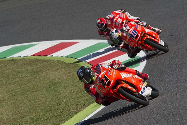 Mahindra finishes third in Moto3 constructors' standings