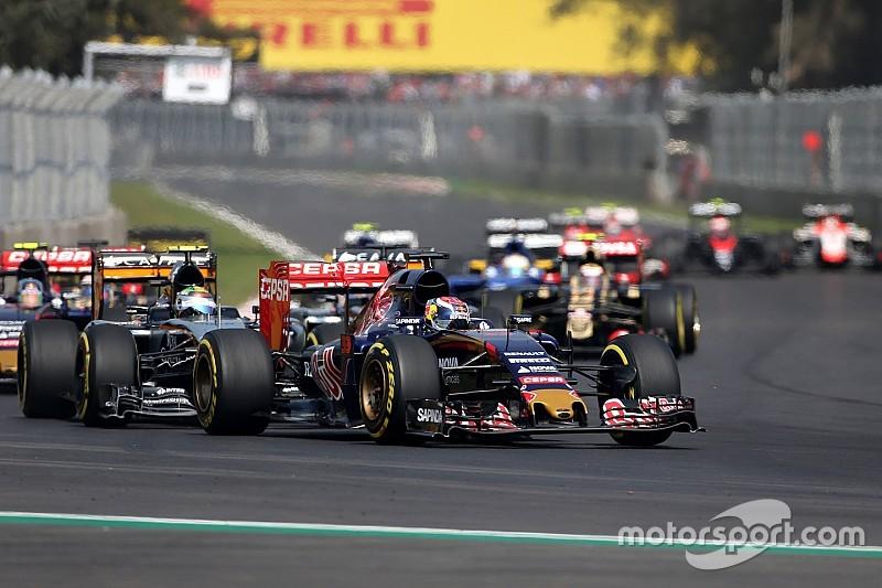 Los pilotos de la F1 son clave para la seguridad vial, dice Slim