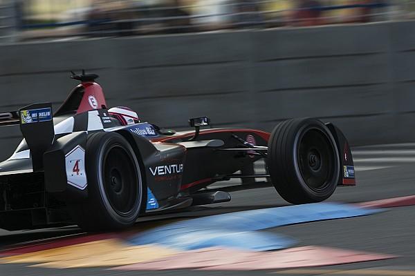 Formule E Sarrazin - Rester scotché sur la grille,