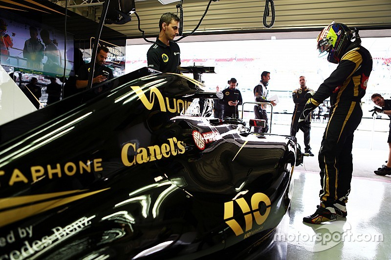 Lotus insists Brazilian GP participation not in doubt despite garage lockdown