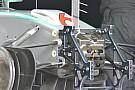Mercedes: ecco il condotto di sfogo dell'S-duct