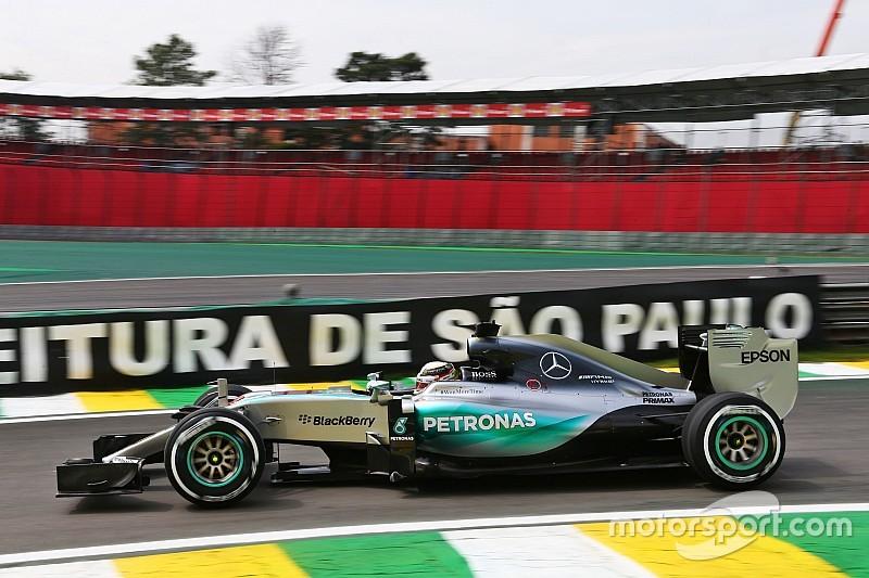 巴西大奖赛FP1:汉密尔顿轻松做出最快圈速