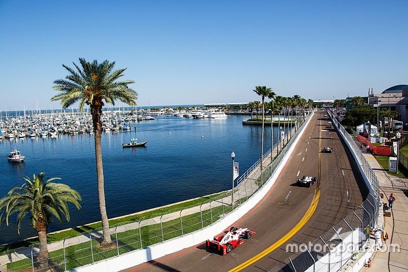 Сент-Питерсберг останется в календаре IndyCar минимум до 2020-го