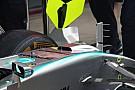 В Mercedes решили снять S-образный воздуховод