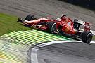 Vettel déplore le manque de grip à Interlagos