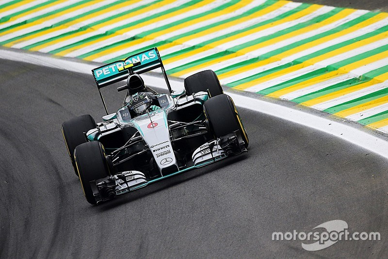 Formel 1 Brasilien: Fünfte Pole Position in Folge für Nico Rosberg