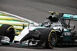 Formule 1 Résumé de course Mercedes évite un duel stratégique entre Rosberg et Hamilton