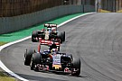 Toro Rosso's Verstappen is top ten once again