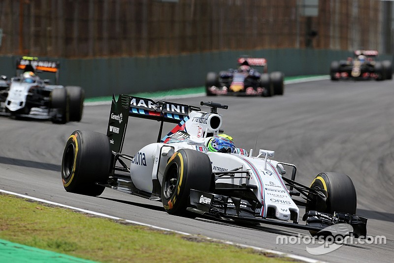 Massa é desclassificado do GP Brasil