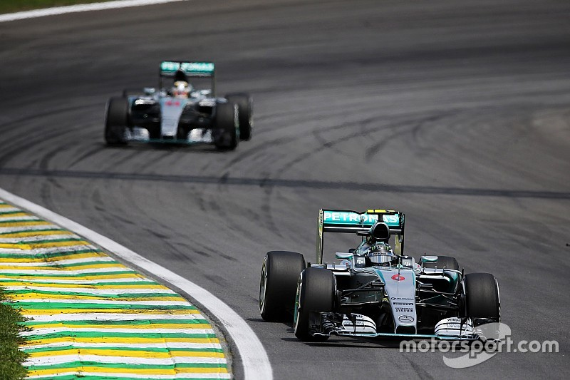 El altercado en Austin pudo ayudar a esta racha de Rosberg, dice Wolff