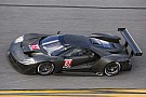 New cars turn their first laps in preseason Daytona test