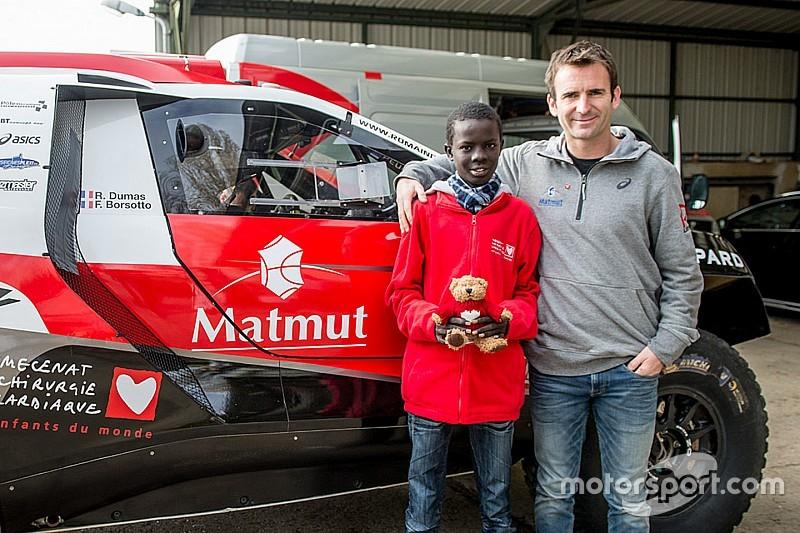 Piloto do WEC, Romain Dumas corre Dakar pela Peugeot