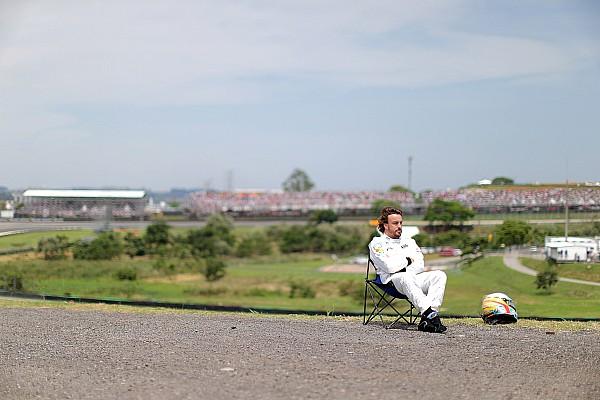 Las mejores fotos del GP de Brasil