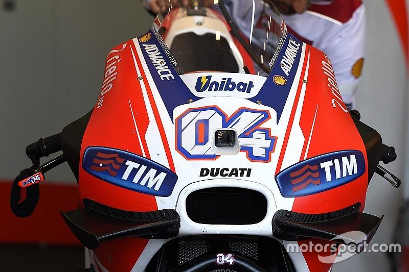В Ducati продолжат уделять внимание аэродинамике