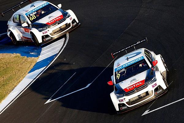 Citroen покинет Туринг ради WRC в конце 2016-го