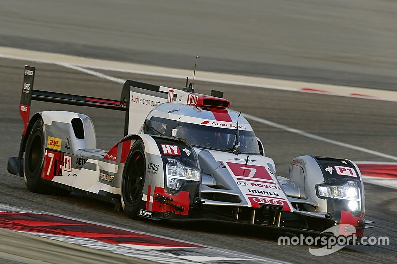 Bahrain WEC: Audi fights back in second practice