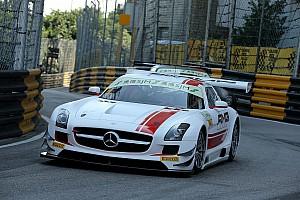 GT Preview Maro Engel veut demeurer le numéro un à Macao