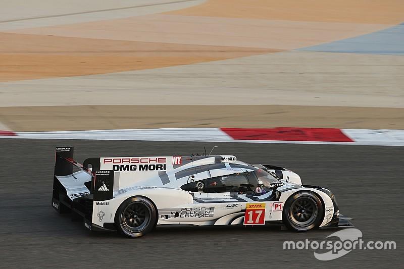 Qualifications – La totale pour Porsche!