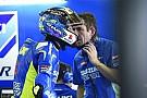 Una lesión separa a Aleix Espargaro del test en Malasia