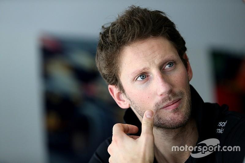 Grosjean - La dernière avec Lotus à Abu Dhabi