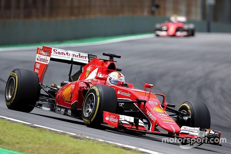 'Ferrari moet in 2016 Mercedes kunnen verslaan'