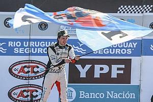 TURISMO CARRETERA Reporte de la carrera Victoria de Di Palma en Comodoro Rivadavia para ir a definir el título
