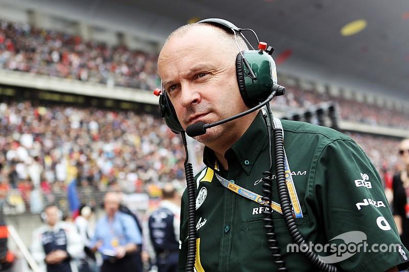 Гаскойн может получить должность в Renault F1