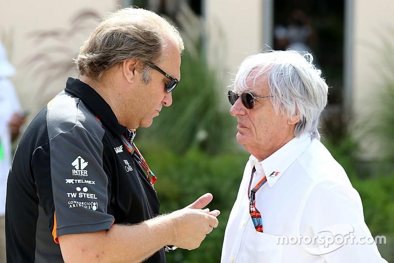 Фернли: Формула 1 не должна бояться альтернативных моторов