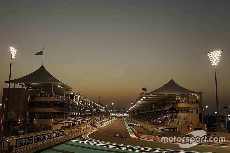 Все победители Гран При Абу-Даби