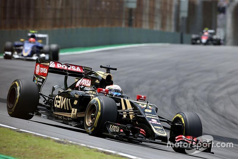 Abu Dhabi: Lotus porta due musi nuovi in ottica 2016