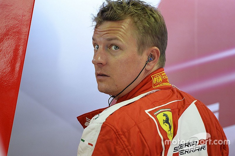"Räikkönen - ""Une saison 2015 très moyenne"""