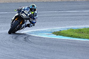 World Superbike Breaking news Van der Mark and Lowes out of Jerez test, require medical checks