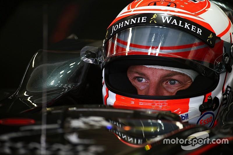 "Button: Alonso ""é mais difícil de superar"" do que Hamilton"