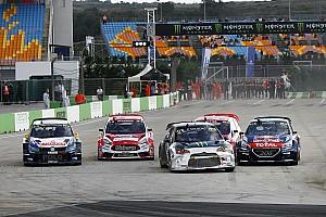 World Rallycross Preview Dernier face-à-face pour Solberg et Hansen