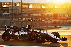 F1 Noticias de última hora Pérez y Force India tienen un inicio prometedor
