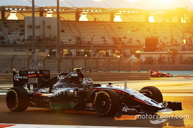 Pérez y Force India tienen un inicio prometedor