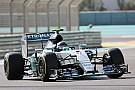 阿布扎比大奖赛FP3:罗斯伯格继续霸占头名