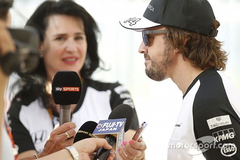 Alonso baffled by Dennis' sabbatical comments