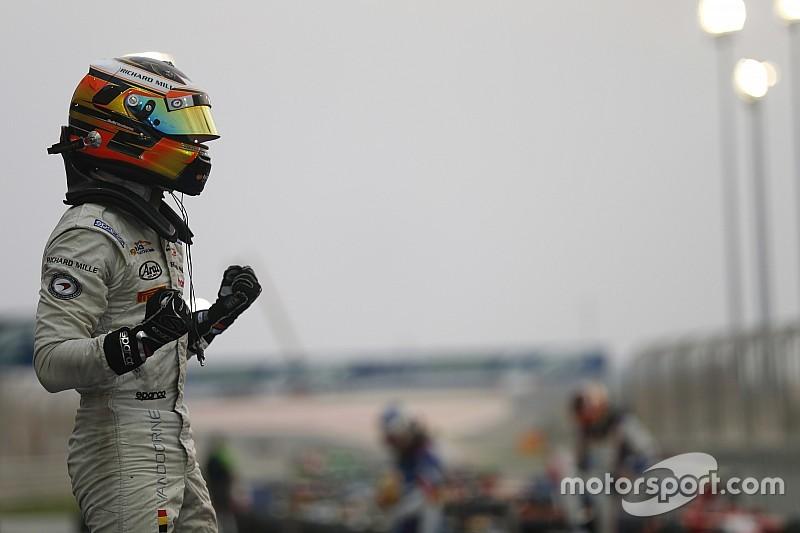 Вандорн обошёл Мальдонадо по числу побед в GP2