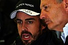 "Alonso admits ""crazy"" sabbatical idea was discussed with Dennis"