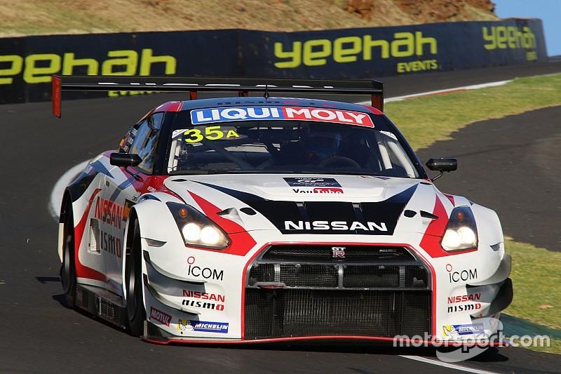 Michael Caruso Tests Bathurst 12 Hour Winning Nissan Gt R Nismo Gt3