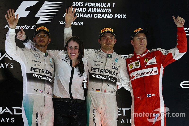 "GP Abu Dhabi: Nico Rosberg mit ""Uraltmotor"" zum Sieg"