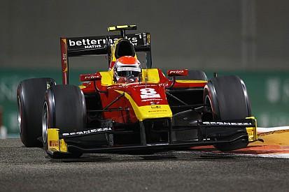 Alexander Rossi is 2015 GP2 Series Vice Champion
