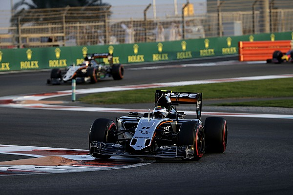 Force India hails strong finish to its best season