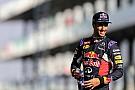 """Ricciardo """"grateful"""" for tough 2015 season"""