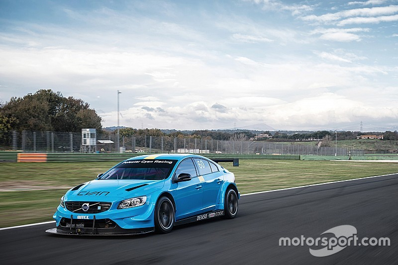 Volvo volbrengt 'veelbelovende' WTCC-tests